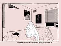 Bedroom Ghost