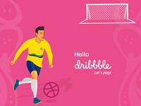 Hello, Dribbblers