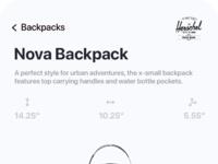 Novabackpack
