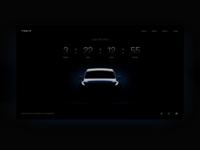 Tesla Model Y Countdown