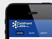Coldfront Labs Mobile Navigation