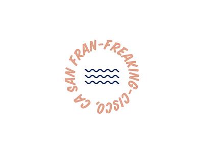 San Fran-freaking-cisco, CA house slant waves california san francisco