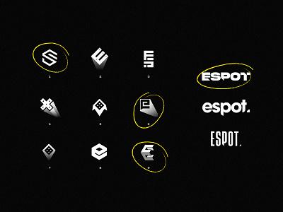 Logo Concept 03 gaming branding identity logotype logo