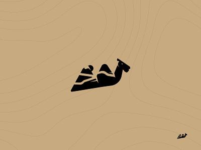 New identity - Team Les Chameaux sport camel branding identity logo logotype