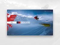 Home - Ski resort website