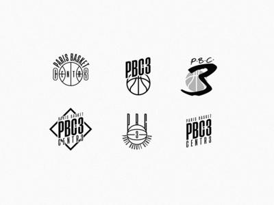 🏀 Basketball Logo Concept - 04 paris basketball logotype identity logo