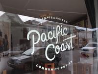 Pacific Coast Vinyl