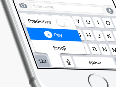 iMessage Payments text message payment apple pay cash imessage messages ios