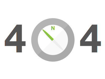 404 Compass 404 error page compass oops uh-oh css3