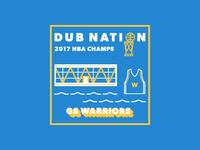 Warriors 2017 NBA Champs