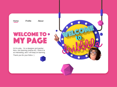 welcome to my webpage