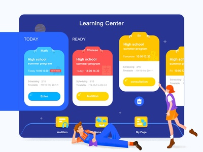 about learning application/iPad