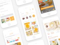 Delicious food App