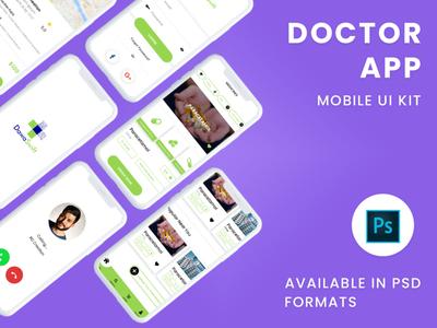 Telemedicine On Demand App UI by Omninos best doctor ui designs buy online doctor script best pharmacy app healthcare app telemedicine app on demand doctor app buy online doctor app best ui kit telemedicine