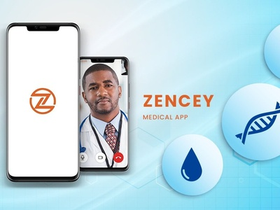 Online Doctor Dating App UI kit