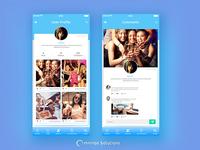 Social App Design!