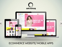 Ecommerce Website/ Mobile apps