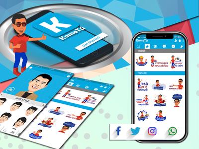 Komotu App