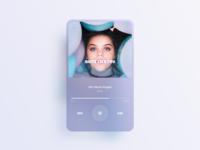 019/100 Daily UI : Indigo iPod