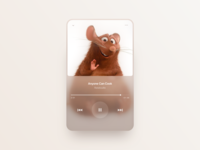 018/100 Daily UI : iPod XS concept