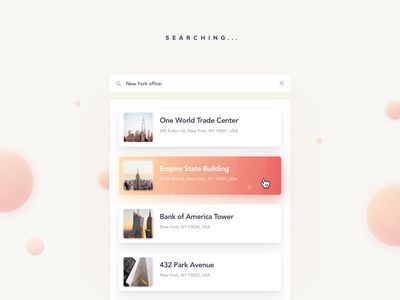 037/100 Daily UI : Searching search box search location maps daily 100 uidesign clear clean dribbble sketch simple elegant ui ux minimal