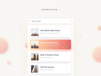 037/100 Daily UI : Searching