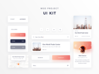 038/100 Daily UI : MSO Project - UI KIT