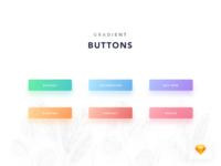 039/100 Daily UI : [Freebie] Gradient Button