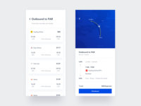 046/100 Daily UI : Travel App - Booking
