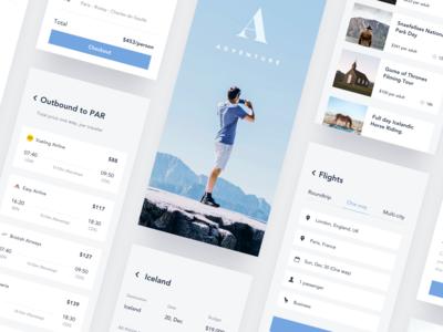 048/100 Daily UI : Travel App - Showcase