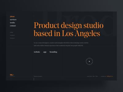 Design studio web