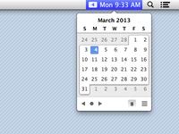 Itsycal 0.3.0 calendar mac osx