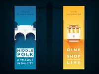 Middle Polk Neighborhood Banners