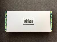 Minivan Keyboard Packaging