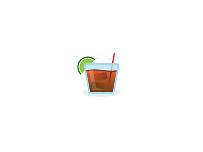 Rum And Coke 2x rum coke rum and coke refreshing tasty