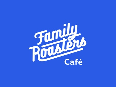 Family Roasters Logo