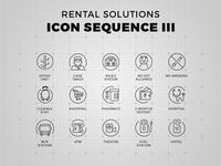 Rental Solutions - Icon Set