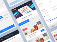 Online Food Order - Designed for Mobile Web