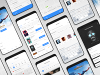 05. BookMyShow App Redesign