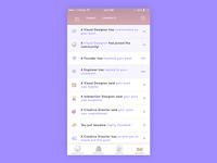 BetterCompany Notifications Design