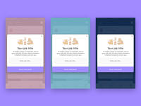 BetterCompany Popup Design