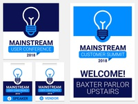 Mainstream User Conference Materials