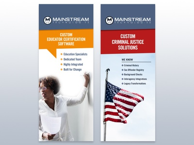 Tradeshow Banner Designs trade show banners