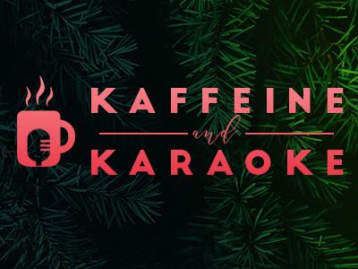 Karaoke Christmas Party.Kaffeine And Karaoke Christmas Party By Lane Gramling On