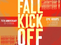 Student Ministry Fall Kickoff