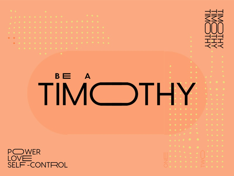 Timothy - Word of the Year 2020