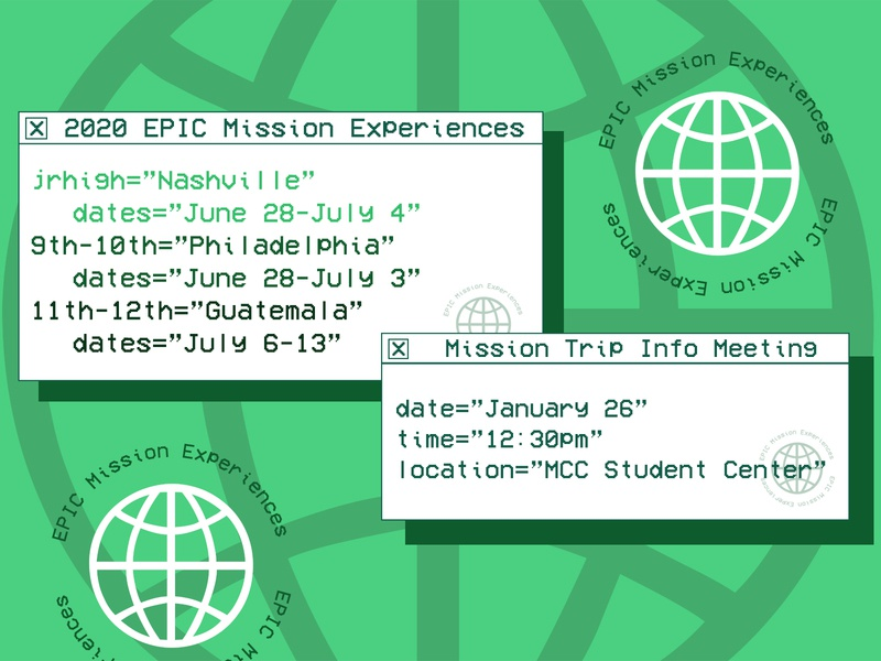 Mission Trip Information Meeting