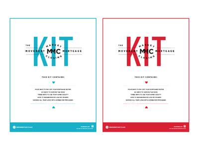 Market Closing Kit Envelope