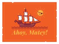 Ahoy! pt 2