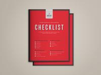 AMA Marketing Checklist
